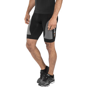 X-Bionic Running Marathon OW Short Pants Herren black/pearl grey